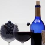 Черничное вино с превосходным вкусом и ароматом