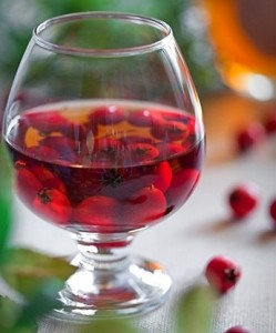 Боярышник и вино