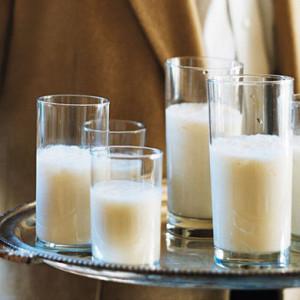 Молочный пунш