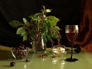 Домашнее вино из черемухи своими руками