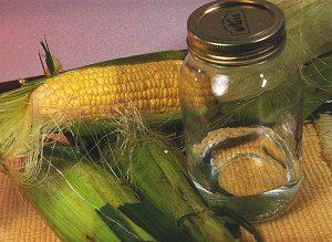 Кукуруза и самогон