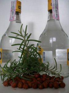 Можжевеловая водка